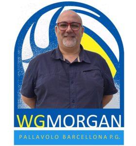 Andrea Caristi è il nuovo coach della Morgan