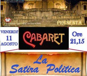 Satira Politica Cabaret