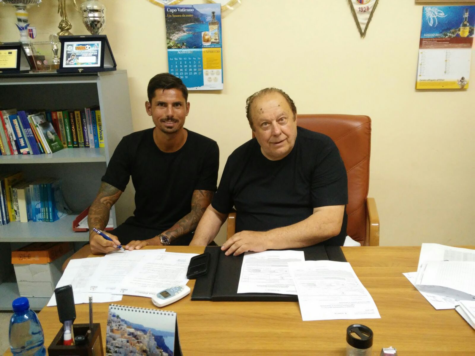 La Vibonese torna in Serie C