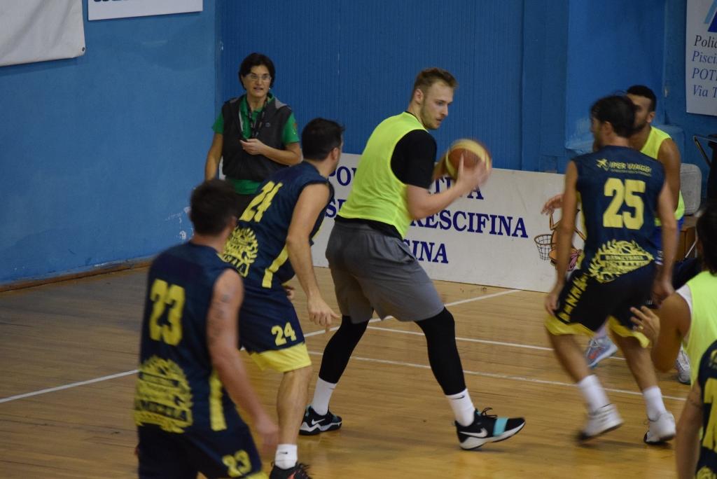 BAsket School Messina - Lamezia