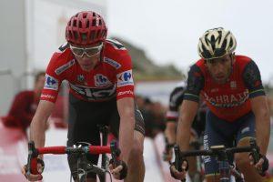 Nibali e Froome alla Vuelta