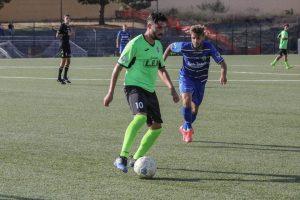 Daniele Ancione ha messo a segno il gol del Camaro (foto Familiari)