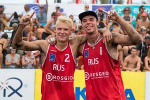 I campioni Europei Under 20 al maschile, Ivanov/Gorbenko