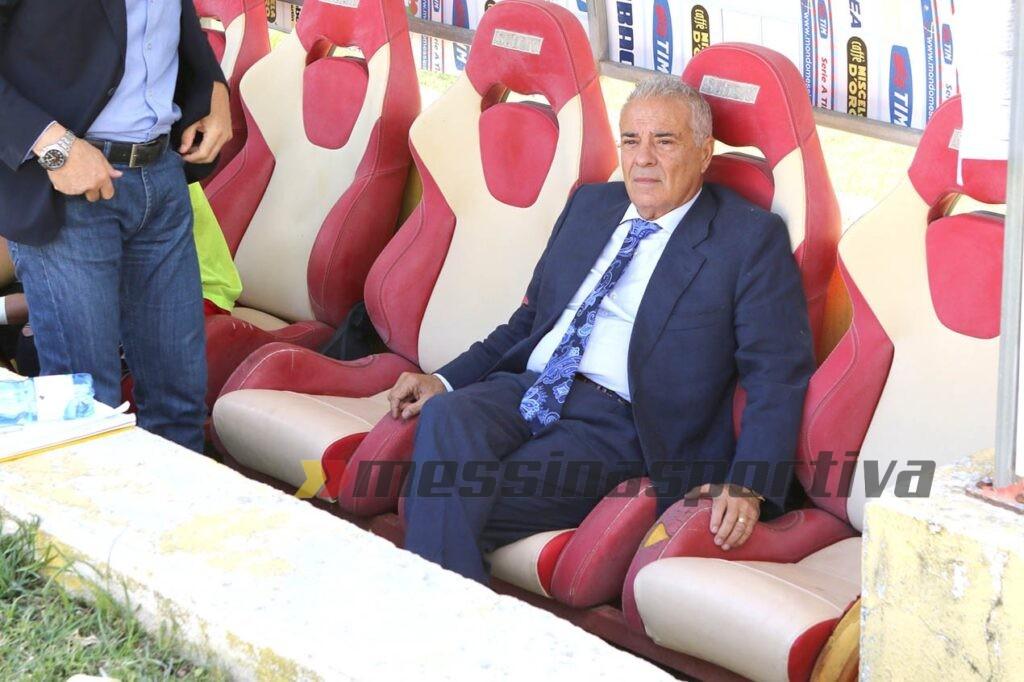 """Sciotto: """"Grazie ai protagonisti della promozione e al Comune per lo stadio"""""""