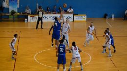 basket school Messina