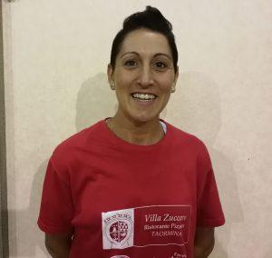 coach Luana Rizzo Amando Volley