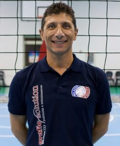 l'allenatore Mauro Maccotta