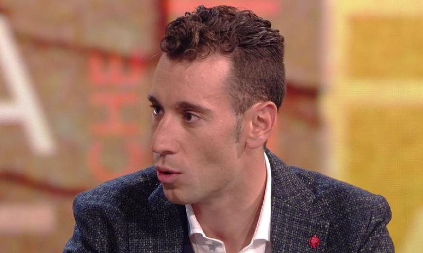 Nibali ospite di Fabio Fazio