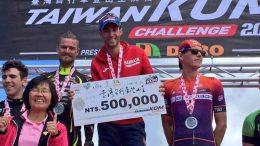 Nibali vince a Taiwan