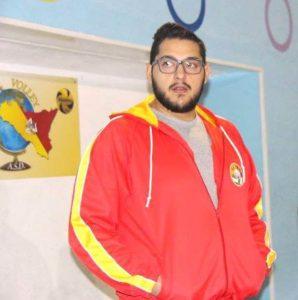 Massimiliano Triolo tecnico del Mondo Volley Messina