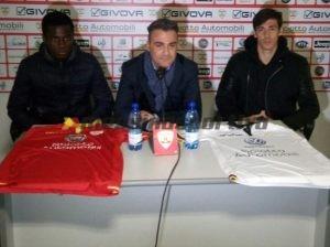 Yeboah, Lamazza e Granado