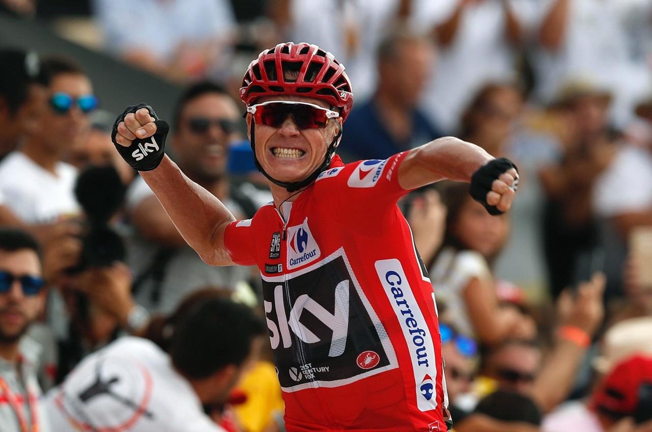 Doping: positivo al salbutamolo Chris Froome alla Vuelta. Titolo a Nibali?