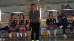 Saracena Volley panchina
