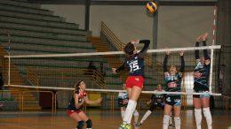 Nicole Ferrarini (La Saracena Volley)