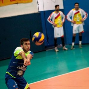 Riccardo Germanà - libero del Mondo VOlley