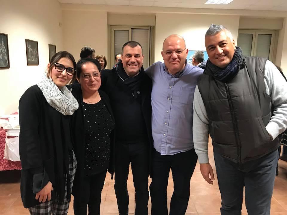 Scambio Di Auguri In Musica Per Le Comunità Di San Marco E Santa