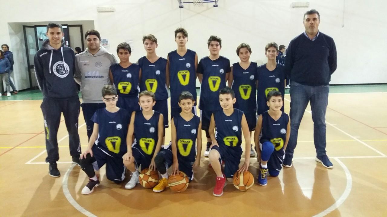 Svincolati Milazzo under 13