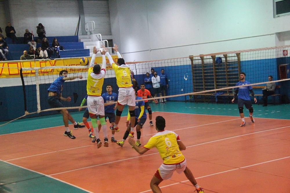 muro a due Bucalo-Attinà (Mondo Volley)