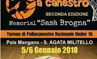 Memorial Sasà Brogna