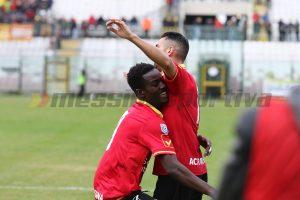 Yeboah e Ragosta