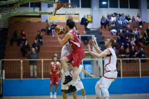 Basket Gruppo Zenith Messina