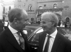Giampiero De Leo ed Elio Conti Nibali