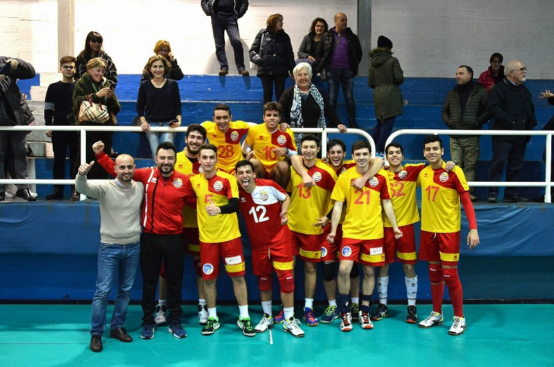 Team Volley