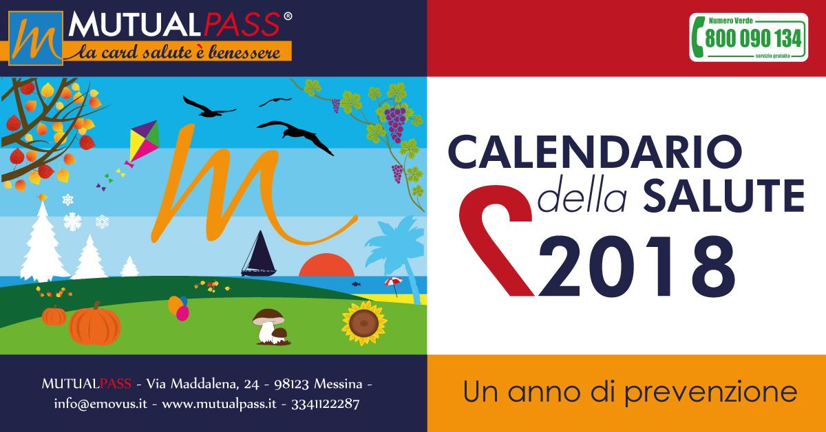 Calendario Della Salute.Calendario Della Salute 1