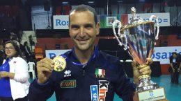coach Gagliardi - Amando Volley