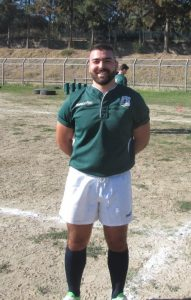 capitano Lions Messina Rugby