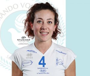 Carlotta Caruso - Amando Volley