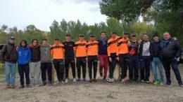 team Jonica Megamo squadra di mountain bike