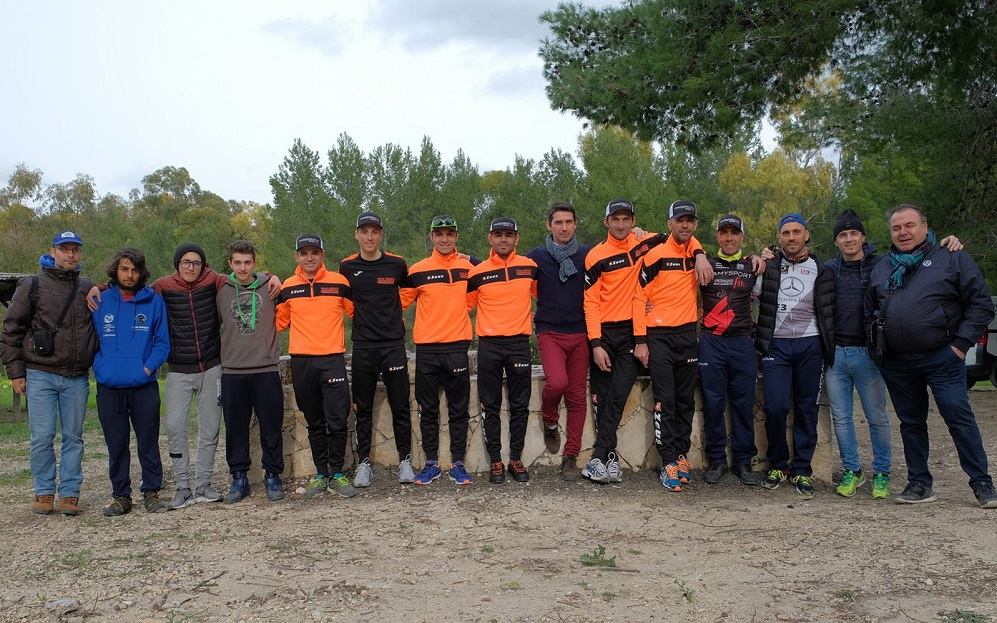team Jonica Megamo squadra di mountain bike