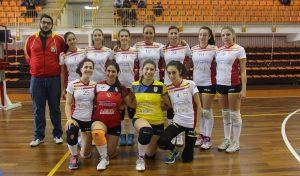 Mondo Volley Messina 1 Divisione