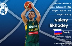 Valery Likhodey