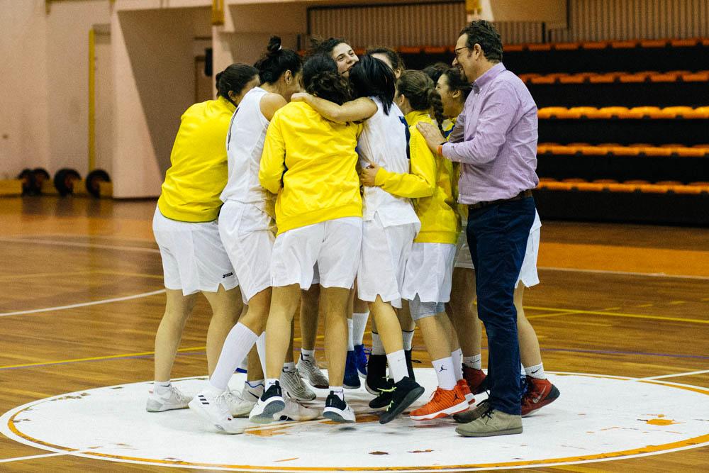 basket serie b fem