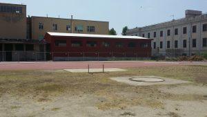 campo di atletica Santamaria ex Gil