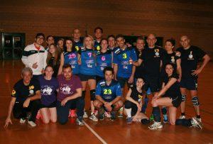 Marathon Volley