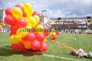 palloncini giallorossi