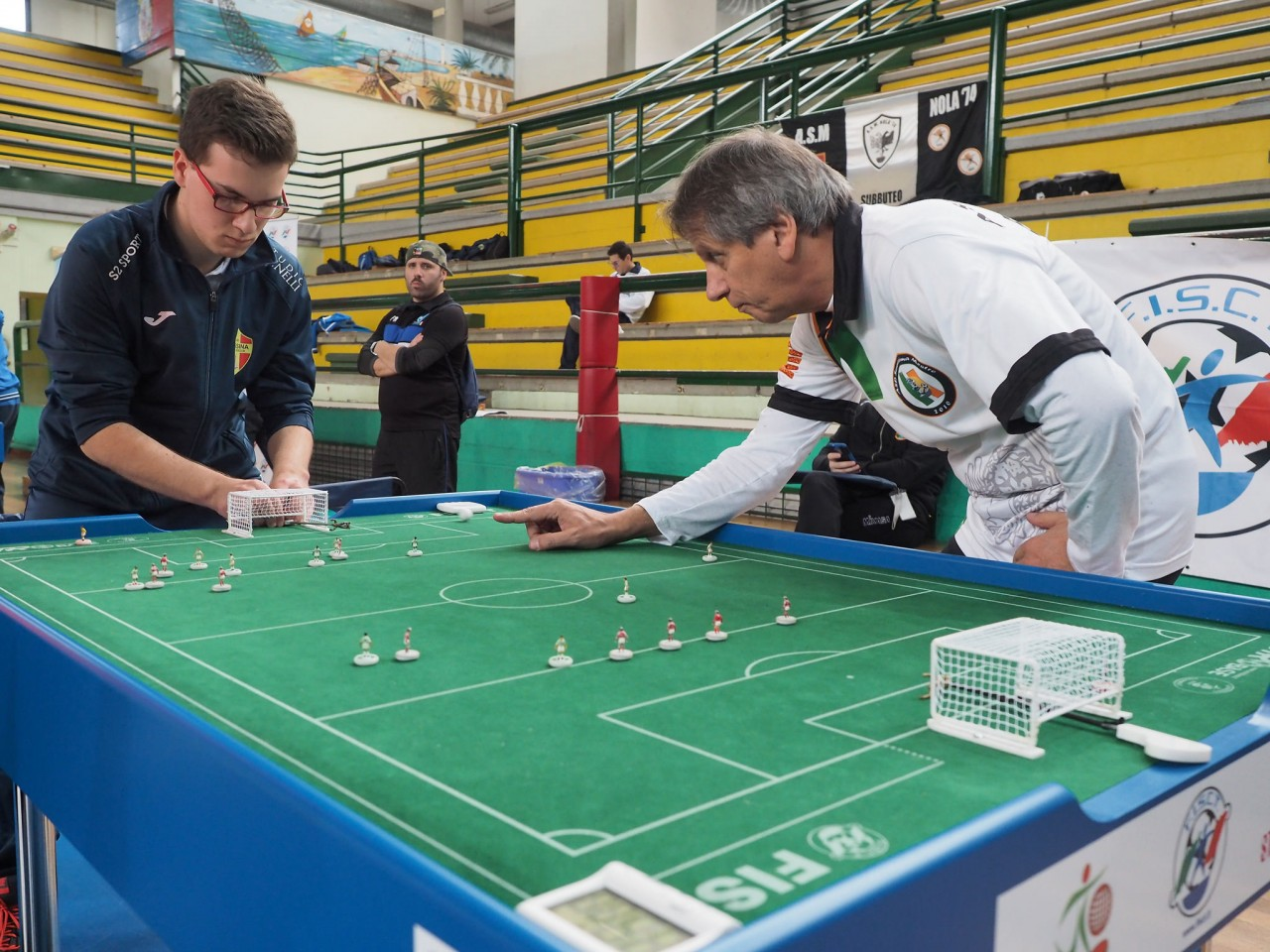 Messina Table Soccer