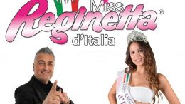 Reginetta d'Italia con Francesco Anania
