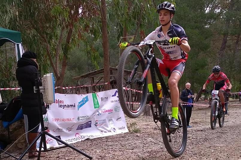 Spinella del Team Bike 2000