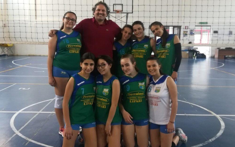 Ferraino it Paradiso Campione provinciale U18