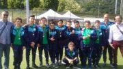 Pgs Don Bosco U14 alle Finali Nazionali di Mori