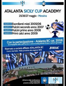 Atalanta Sicily Cup Academy