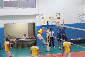 Josè Bucalo in azione