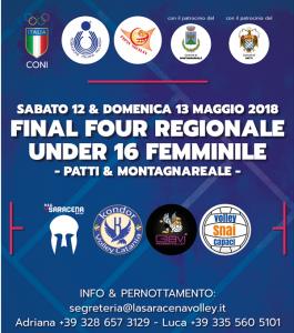Saracena - Finale Regionale U/16