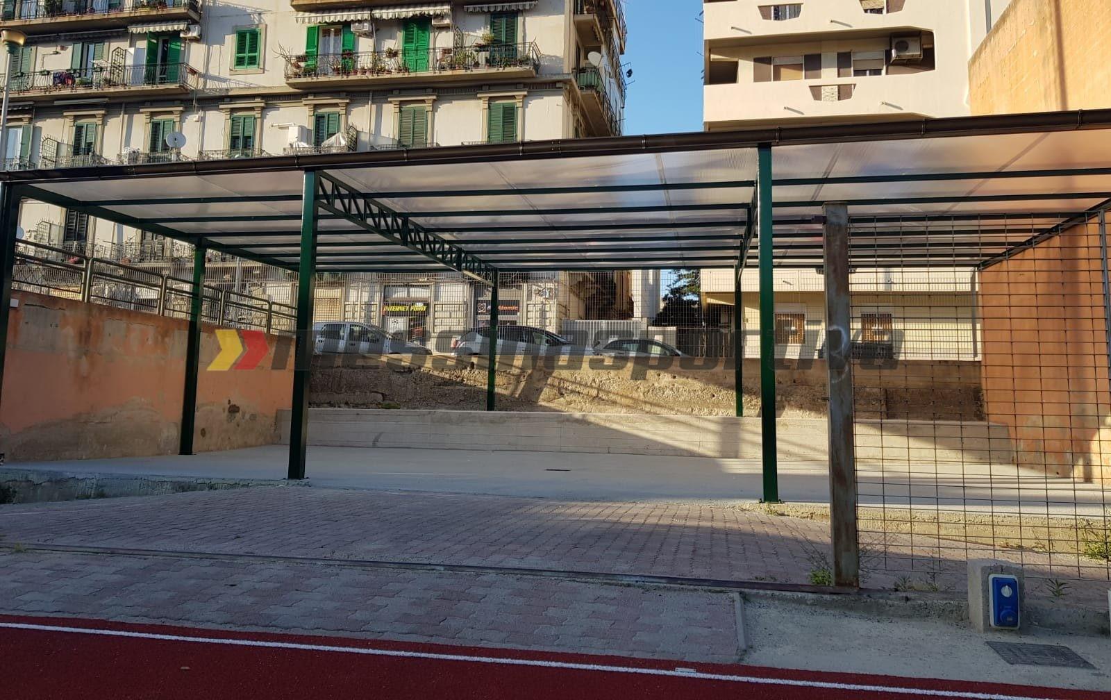campo di atletica Santamaria