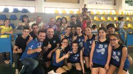 La Polisportiva Barcellona campione territoriale Under 13