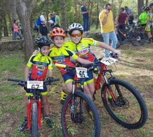 Team Bike 2000 a Gangi